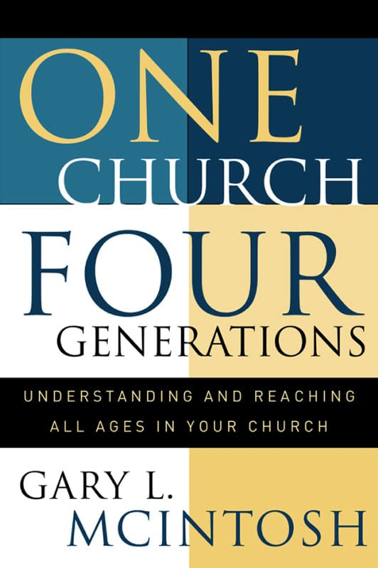 One Church, Four Generations