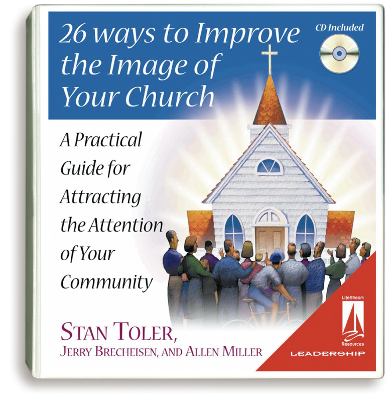 26 Ways to Improve the Image of Your Church