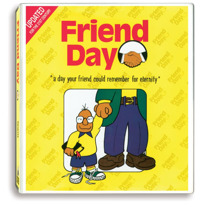 Friend Day Resource Kit CD