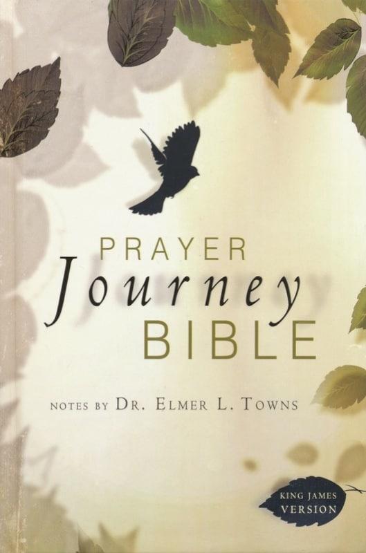 Prayer Journey Bible