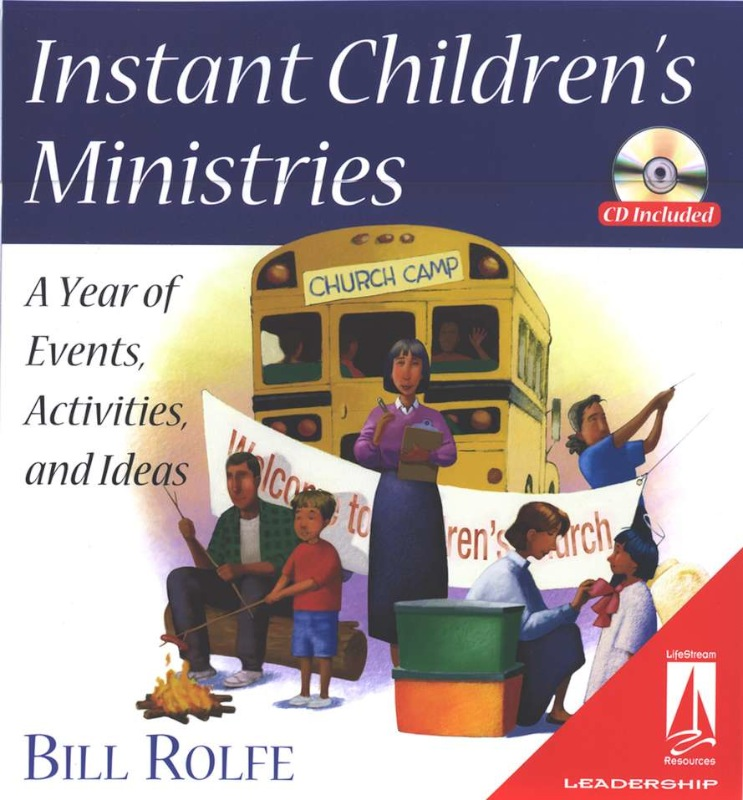 Instant Children's Ministries