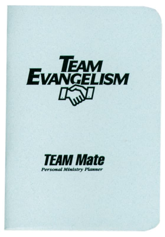 Team Evangelism Team Mate