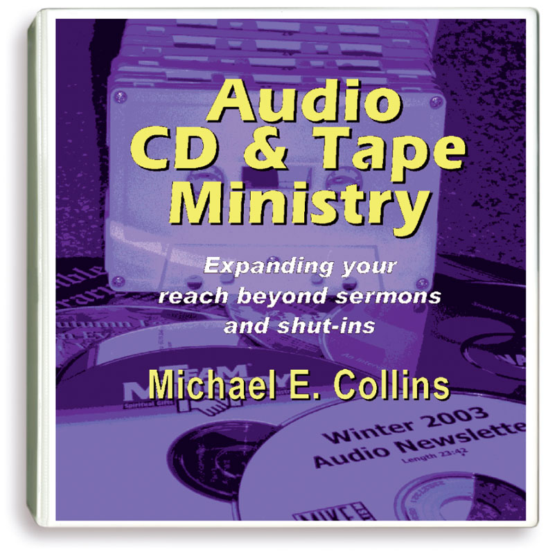 Audio CD & Tape Ministry
