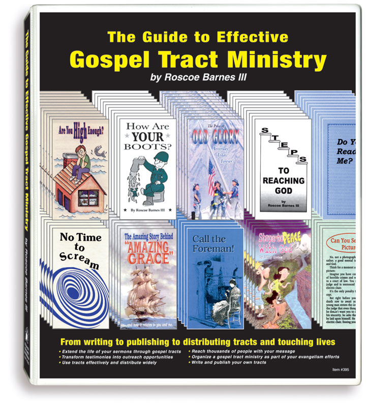 The Guide To Effective Gospel Tract Ministry | ChurchGrowth.org