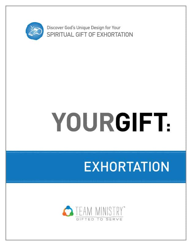 Do you have the spiritual gift of exhortation churchgrowth read this book now 71 page ebook instant pdf download click here fandeluxe Images