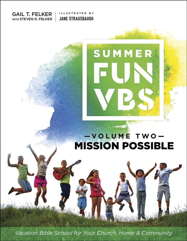 Summer Fun VBS Mission Possible