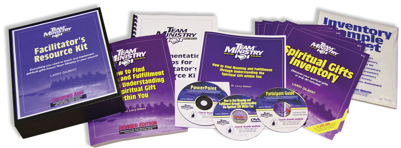Team Ministry Facilitator's Resource Kit - Reproducible