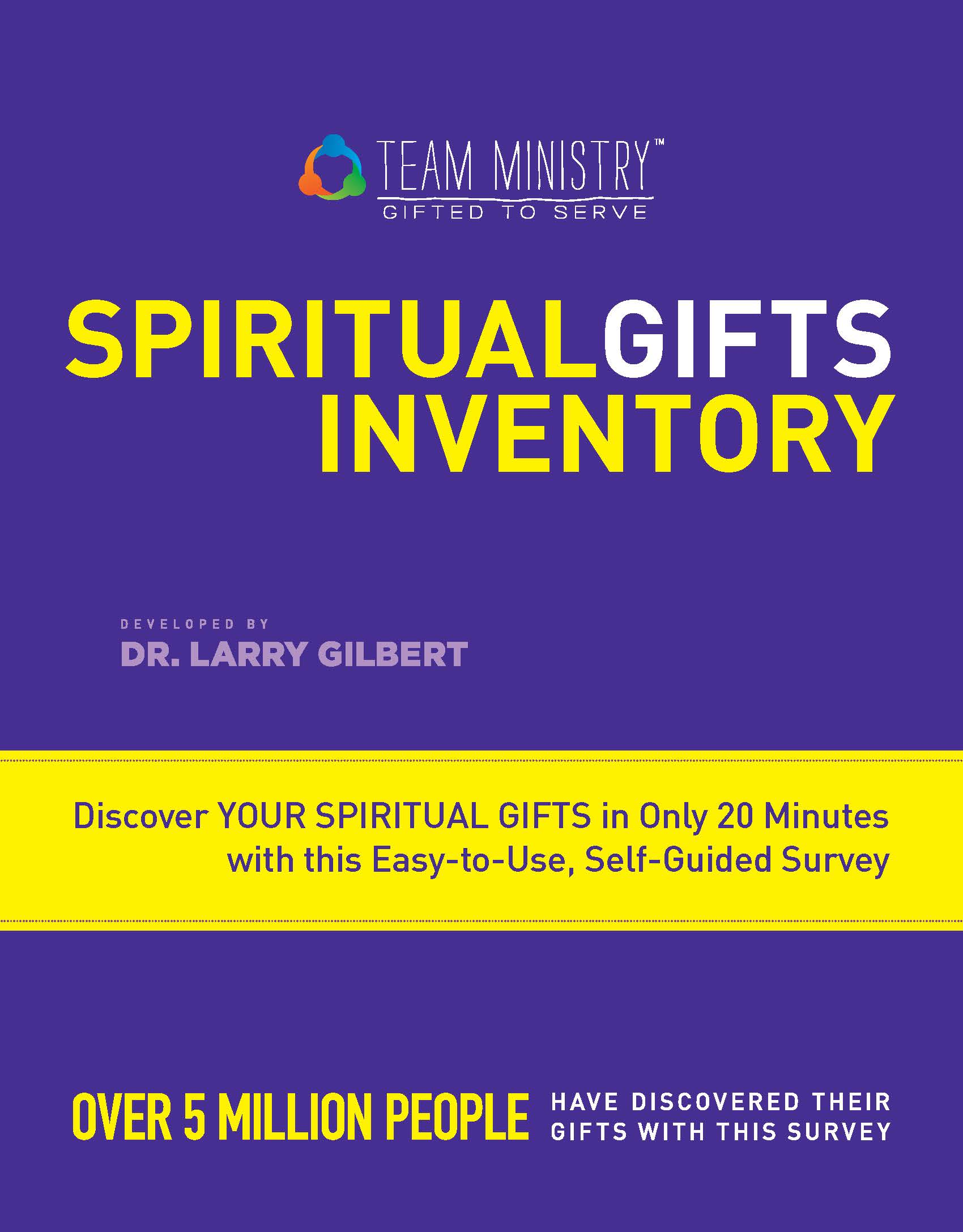 How many spiritual gifts are there churchgrowth click here to view all 26 team ministry spiritual gifts surveys and resources negle Choice Image