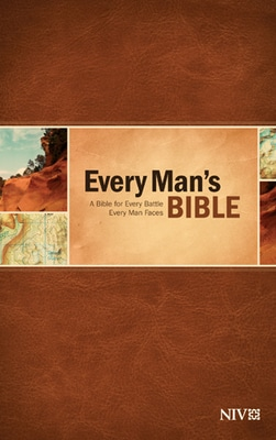Every Man's Bible NIV: Hardback