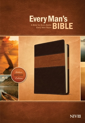 Every Man's Bible, Deluxe Heritage Edition