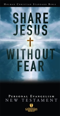 Share Jesus Without Fear New Testament