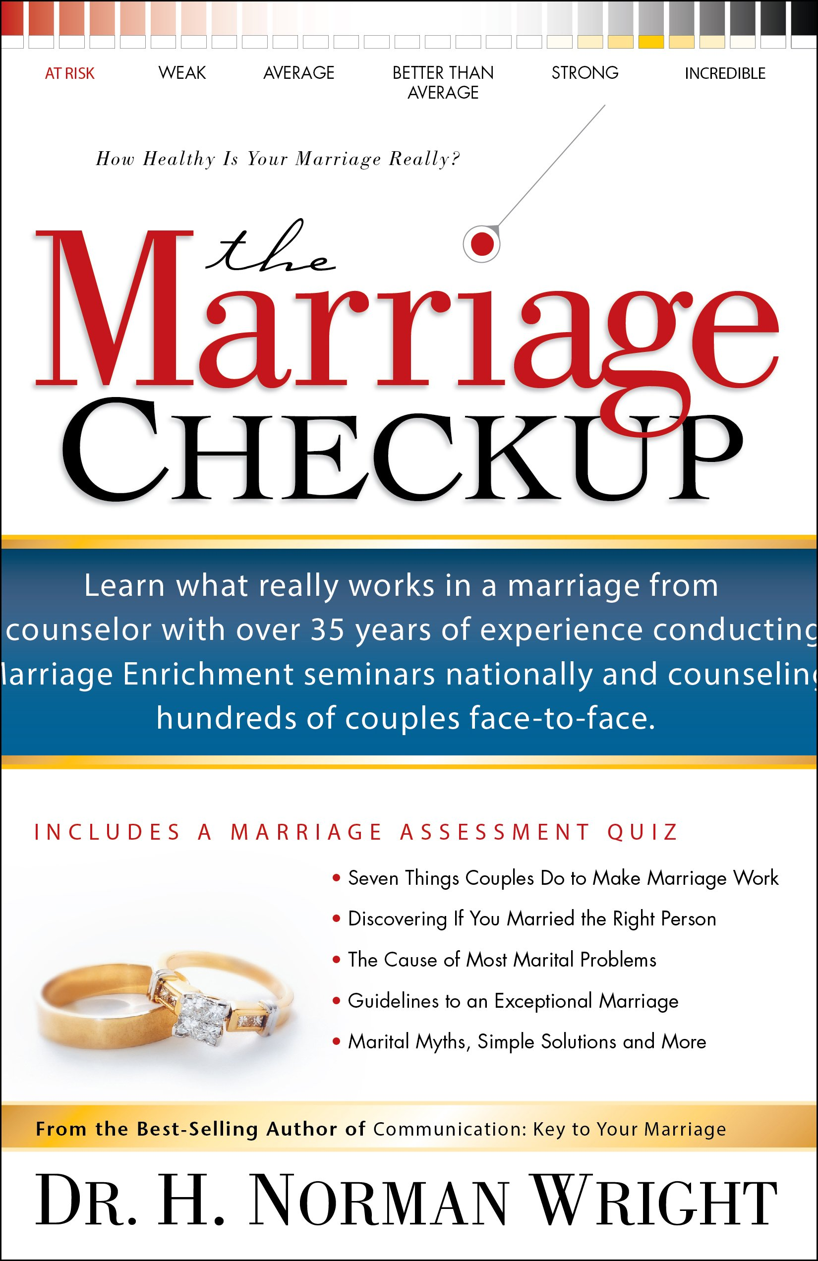 Marriage relationships churchgrowth the marriage checkup how healthy is your marriage really fandeluxe Gallery
