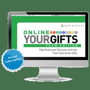 Online Spiritual Gifts | ChurchGrowth.org