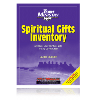 Spiritual Gifts Inventory - Classic | ChurchGrowth.org