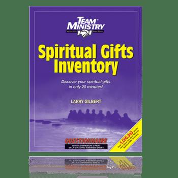 Spiritual Gifts Inventory - Classic   ChurchGrowth.org
