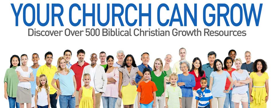 Your Church Can Grow | ChurchGrowth.org