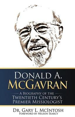 Donald A McGavran