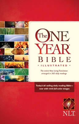 The One Year Bible Illustrated, NLT