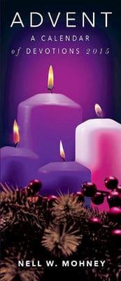 Advent: A Calendar of Devotions 2015