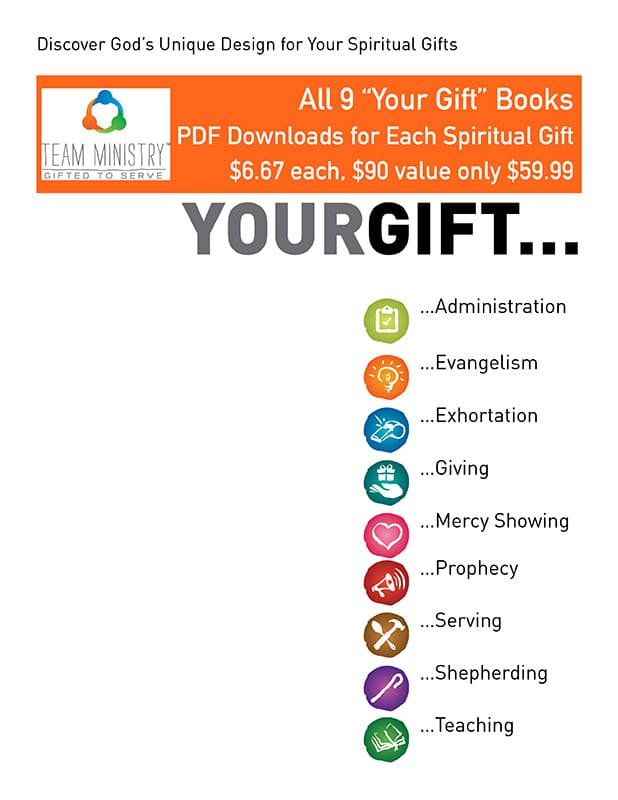 Church growth timeless tools for christian growth your gifts 9 pdf books negle Image collections